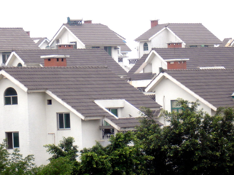 别墅屋顶型西瓦